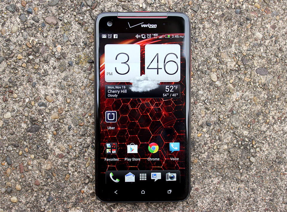 HTC Droid DNA Review: Verizon's Best Droid Yet Isn't For