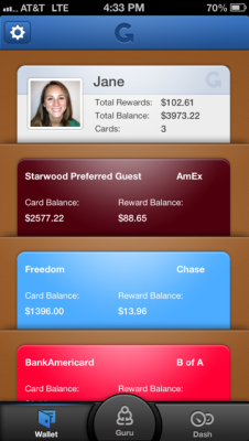 Glyph s new iphone app tells you what credit cards to use for App that tells you what is in a picture