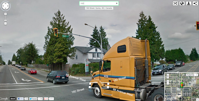 Google s This Third Party Instant Street View Search App, Will ... on