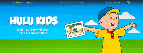 "Hulu Takes On Netflix With ""Hulu Kids,"" Brings Commercial-Free, Kids"