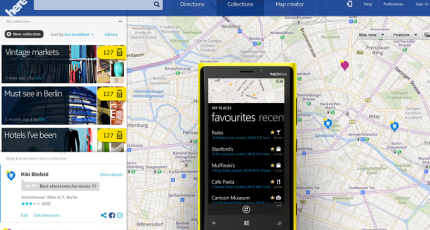 Nokia Here Maps App Coming To iOS, Apple Should Welcome It