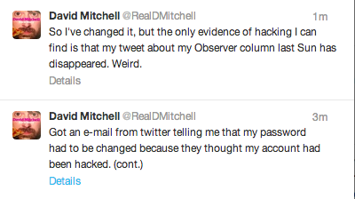 You Might Have Gotten An Email From Twitter About Your Account Being