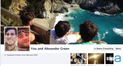 See Everything You've Ever Shared With Someone On Facebook's
