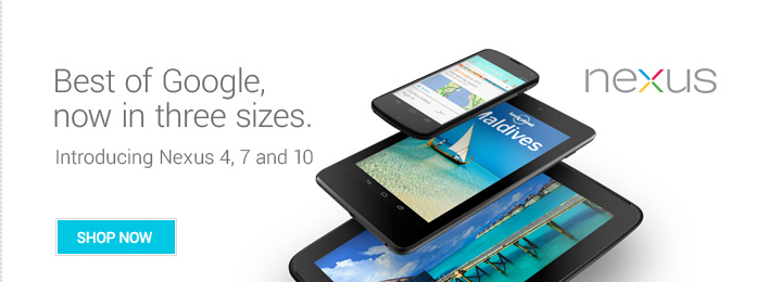 Google's Nexus 4 Smartphone Sells Out In U K  Within Hours Of Going