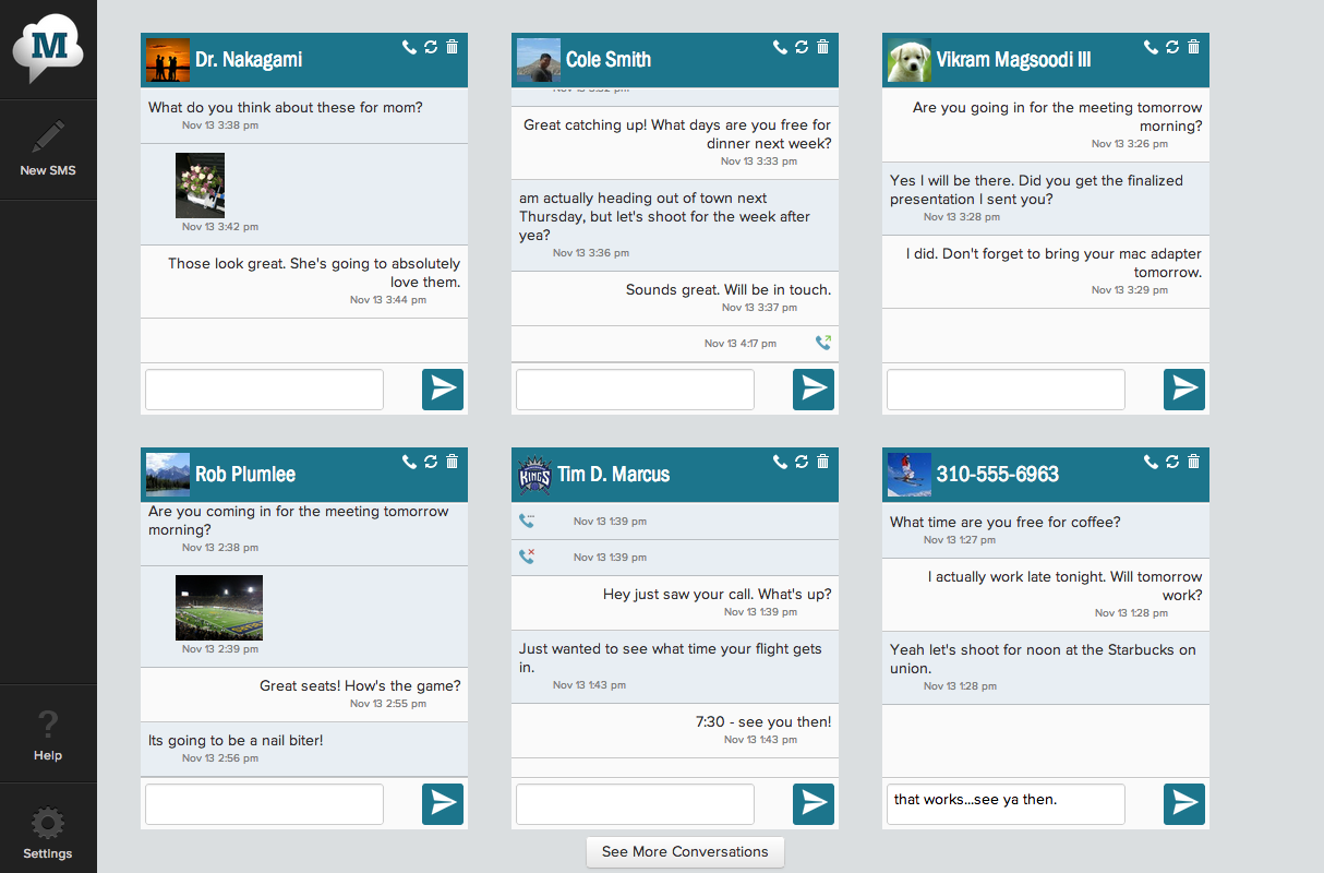 MightyText, The iMessage For Android Users, Launches Its