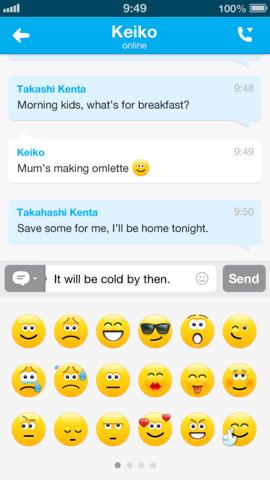 Skype Updates iOS App To Allow Easy Merging Of Windows Live