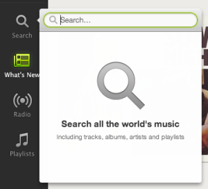 Hands On With Spotify For The Browser: Speed Sizzles, But
