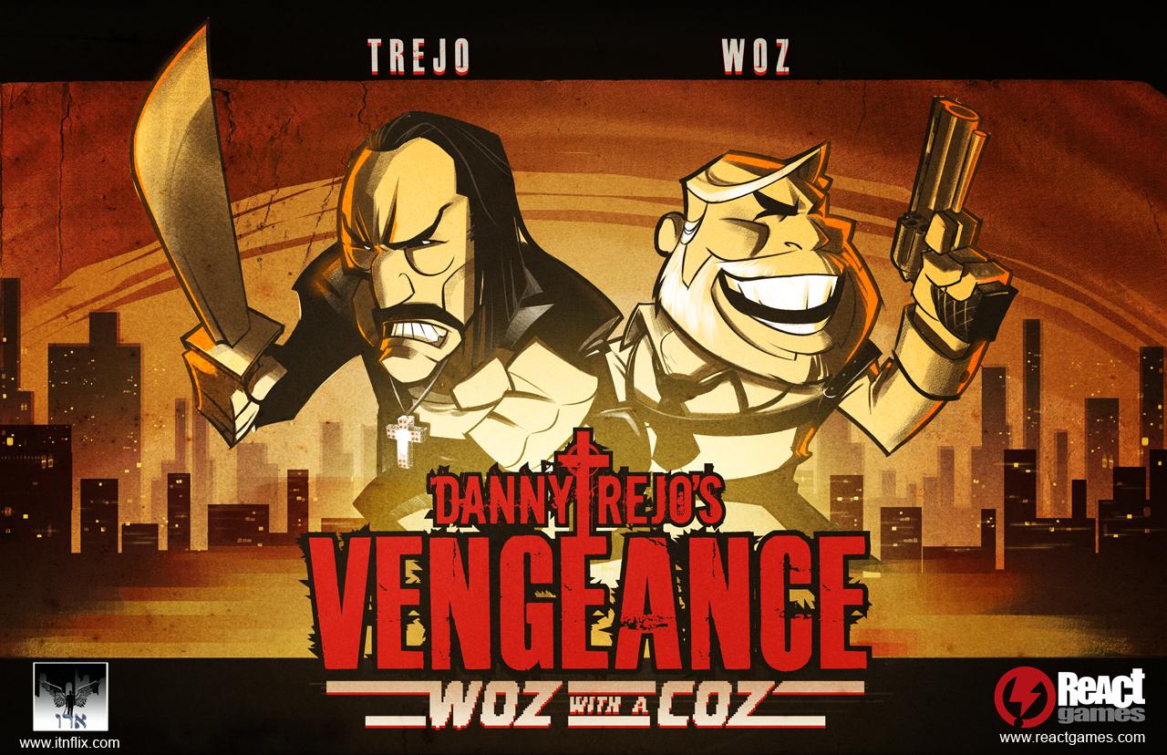 Woz With A Coz: The 99c iOS Game That Puts An 8-Bit, Gun-Toting Woz