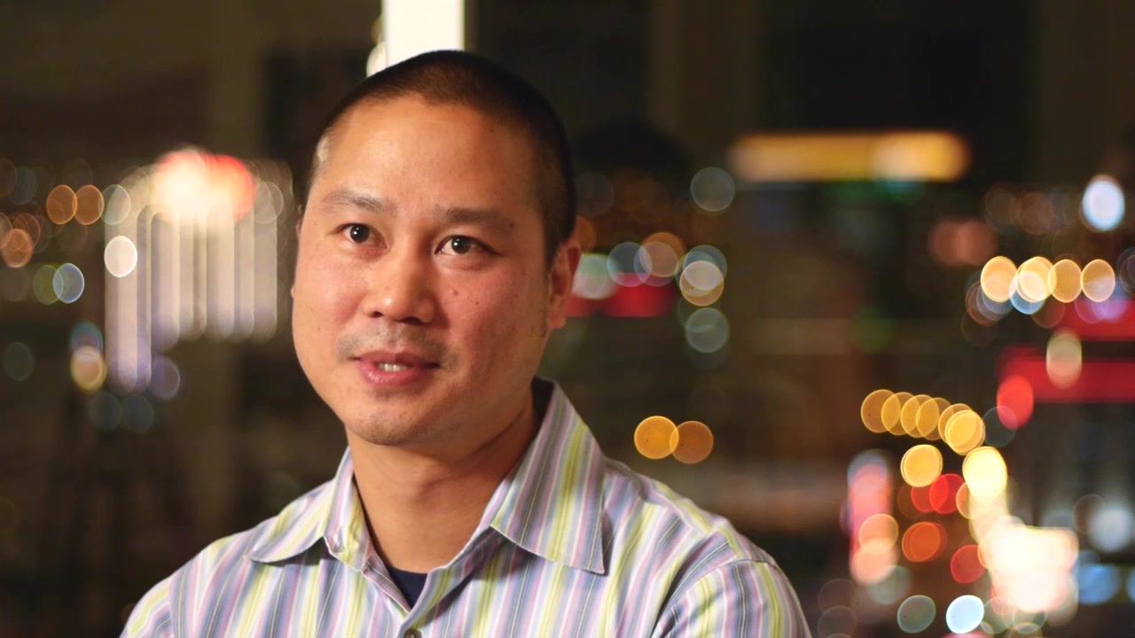 Tech Entrepreneur Tony Hsieh, 46, Dies From Injuries In CT Mansion Fire