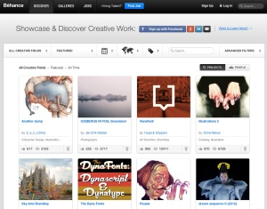 behance_screenshot