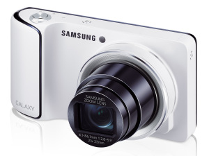 Samsung's Galaxy Camera was a great idea, but never seemed to go anywhere. Not least because cell phone plans in the U.S. are insanely expensive, presumably.