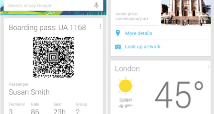 Google Now Coming To The Desktop, Per Chromium Builds For