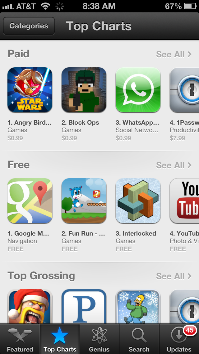 Shocker: Google Maps Surges To Top Free App In The App Store