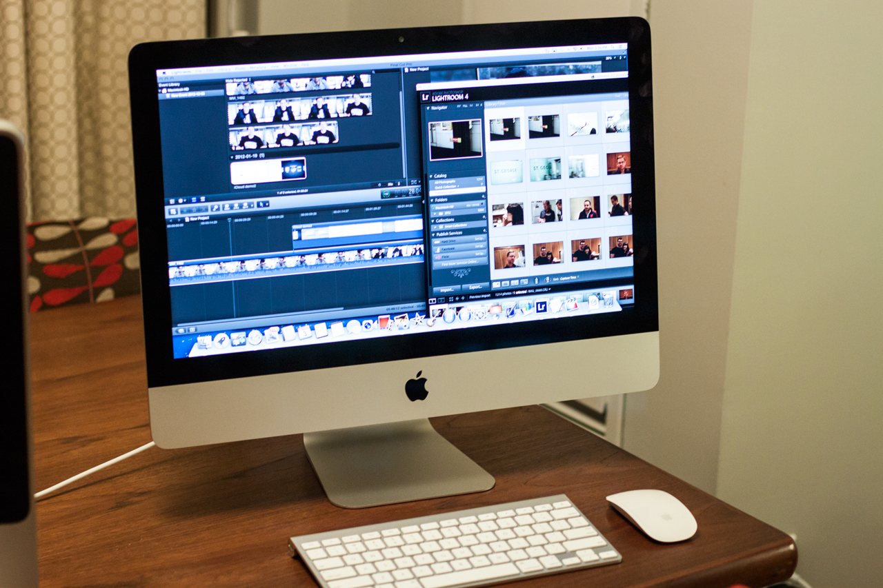 2012 21 5 inch apple imac review slim sleek and stylish but far rh techcrunch com Apple iMac imac late 2012 user guide