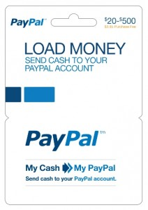 "PayPal Launches Prepaid ""PayPal My Cash Card,"" Allowing Cash"