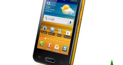 Gift Guide: Samsung Galaxy Beam | TechCrunch