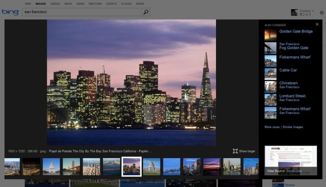 san francisco - Bing Images