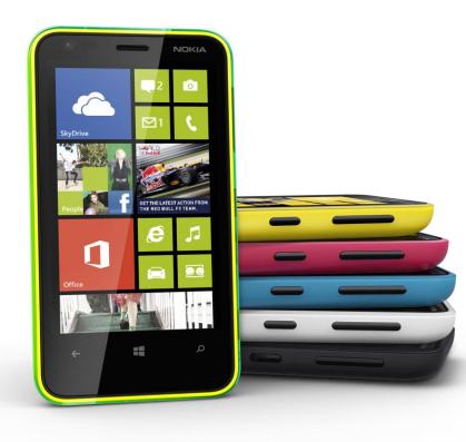 Nokia Unveils Latest Windows Phone 8 Device: Lumia 620 ...