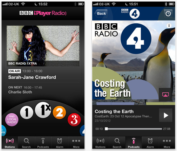 BBC Reaches 1M Downloads Of Its iPlayer Radio iOS App