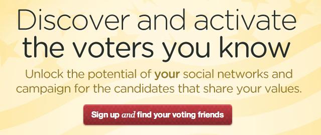 Votizen Homepage