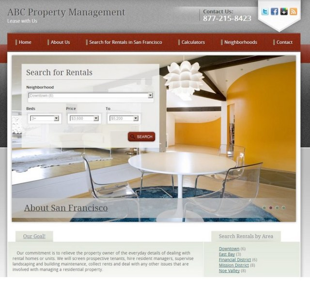 Rent Websites: Zillow Launches Free Property Management Websites For