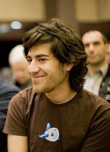 Aaron Swartz [Photo by Fred Benenson via Wikipedia]