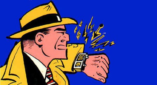 Dick tracy watches picture 607