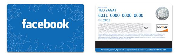 Facebook unveils the facebook card a reusable gift card that facebook gifts were one of the lower points of facebooks earnings yesterday but that doesnt mean the company isnt continuing to innovate on the gifting negle Gallery