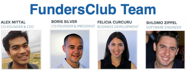 FundersClub Team Title