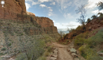 Grand Canyon - Bright Angel trail (2)