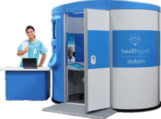 HealthSpot Station