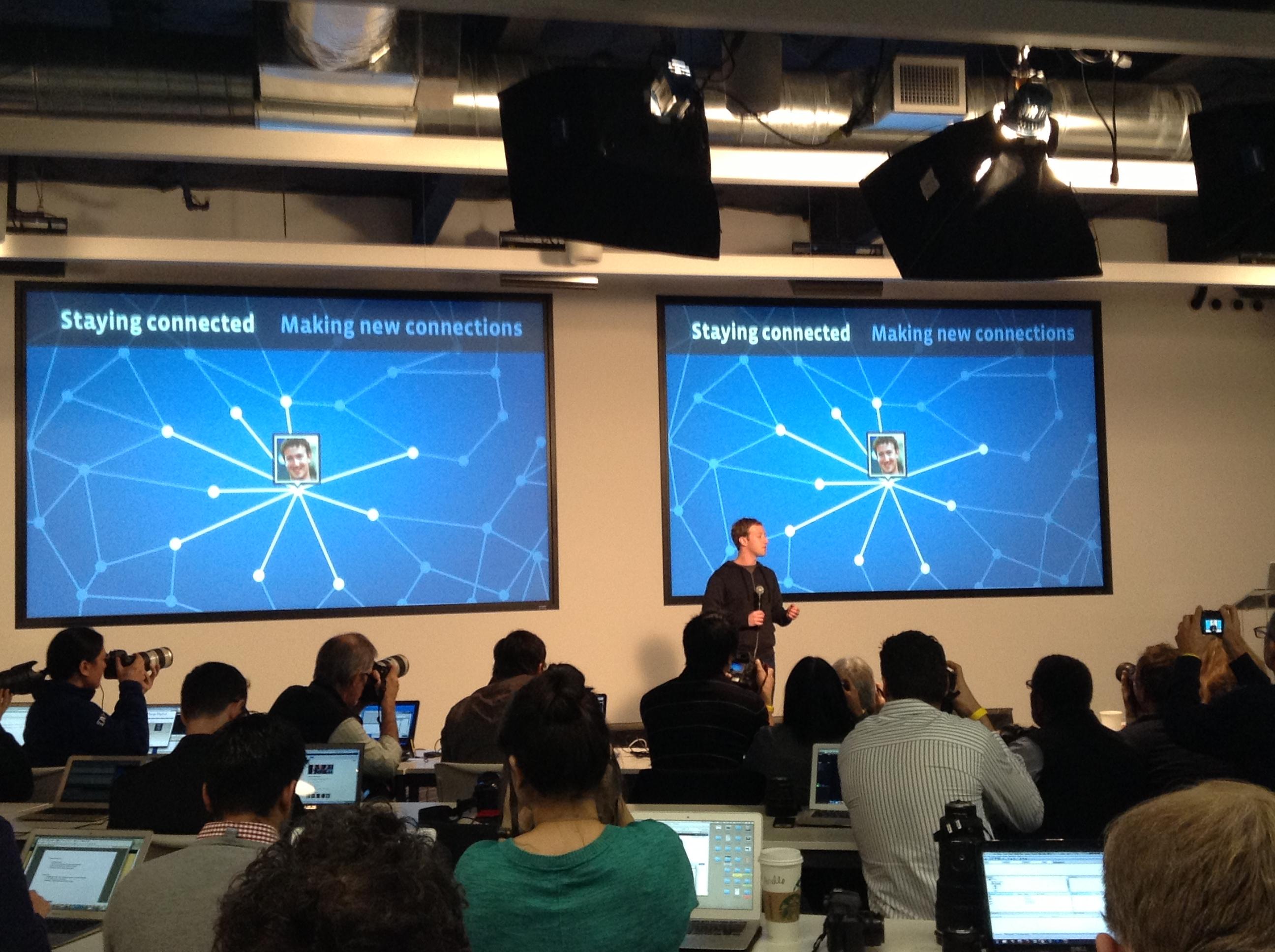 "Facebook Announces Its Third Pillar ""Graph Search"" That ..."
