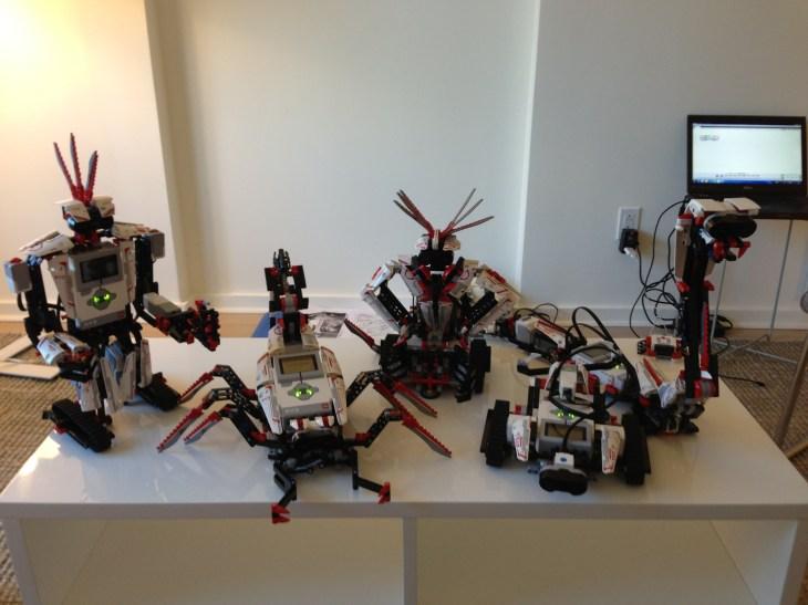 LEGO Mindstorms EV3: The Better, Faster, Stronger Generation