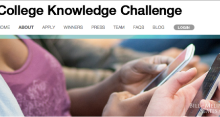 The 21 Winners Of The Facebook Gates Foundation Education App Contest Are Making College Easier Techcrunch