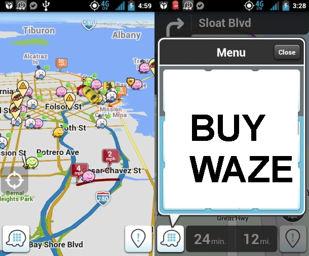 Is Apple Plotting A Route To A Waze Acquisition? Rumours On The Road on delorme maps, garmin maps, rand mcnally maps, digitalglobe maps, quotes about maps, everquest maps, dnd maps, navigation maps, bird's eye maps, arcgis maps, nokia maps, apple maps, ham radio maps, warcraft 3 maps, bing maps, here maps, groundwater maps, google maps, role playing maps, viamichelin maps,