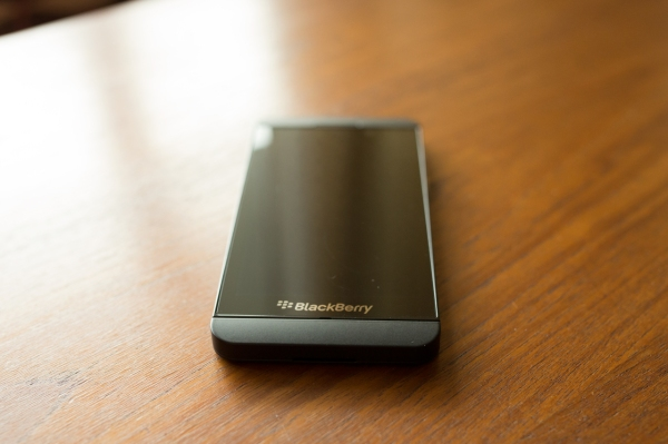 The Blackberry Z10 Is A Solid First Offering For BB10