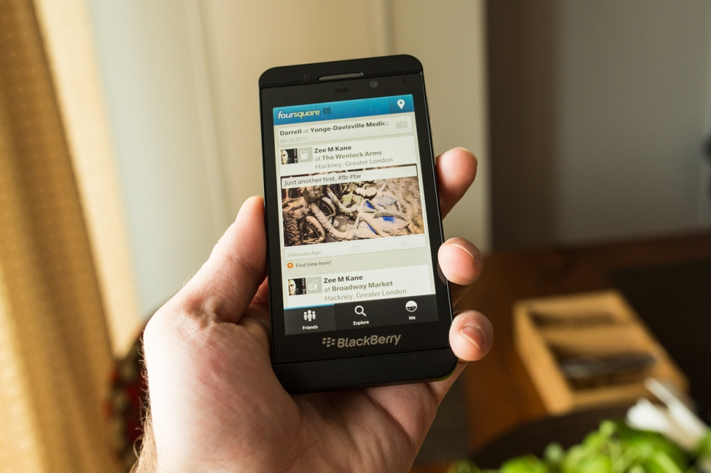 The Blackberry Z10 Is A Solid First Offering For BB10 Hardware, But