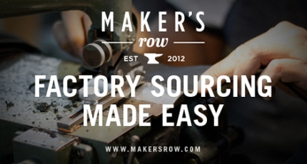 Maker S Row Grows As A Matchmaker Between Fashion Designers Domestic Manufacturers