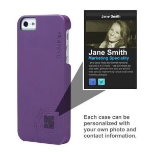 findables purple iphone 5