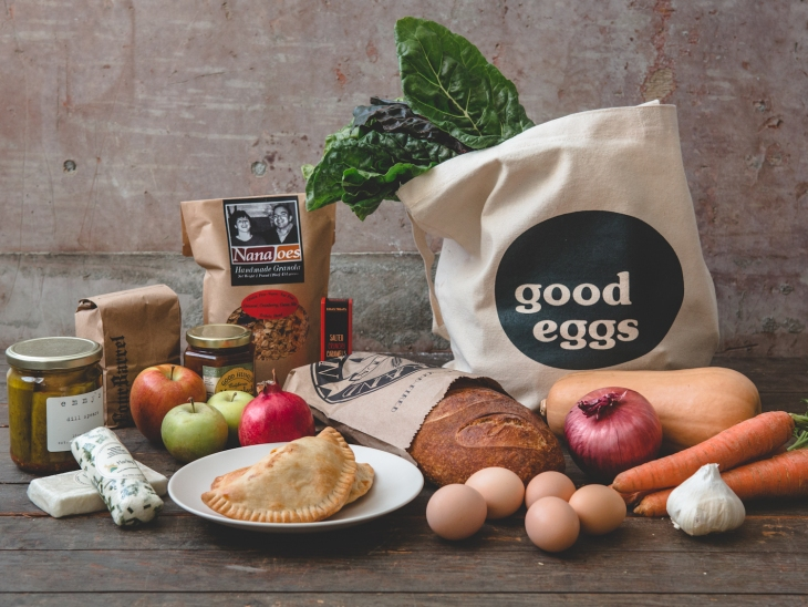 Local, Organic Food Delivery Service Good Eggs Launches In