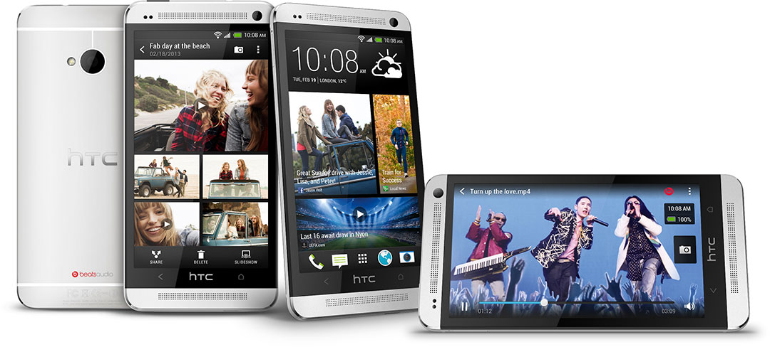 HTC-One_Silver_Multiple