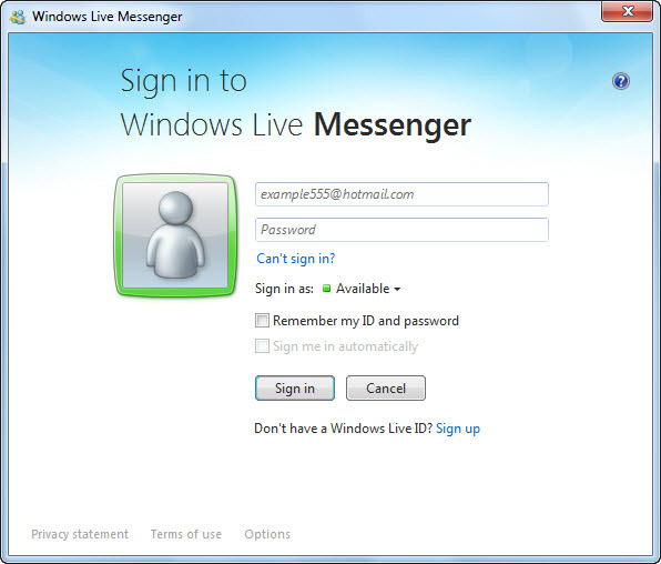Windows live messenger help phone number sonicwall windows update error