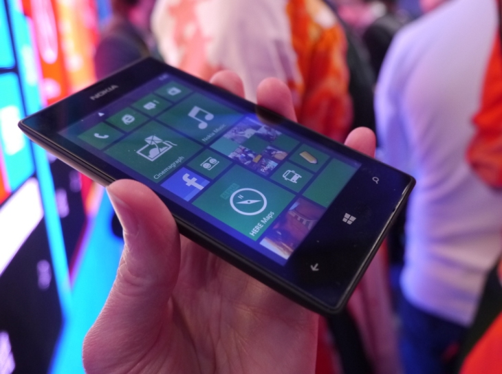 Hands On With Nokia's New Entry Level Windows Phone 8