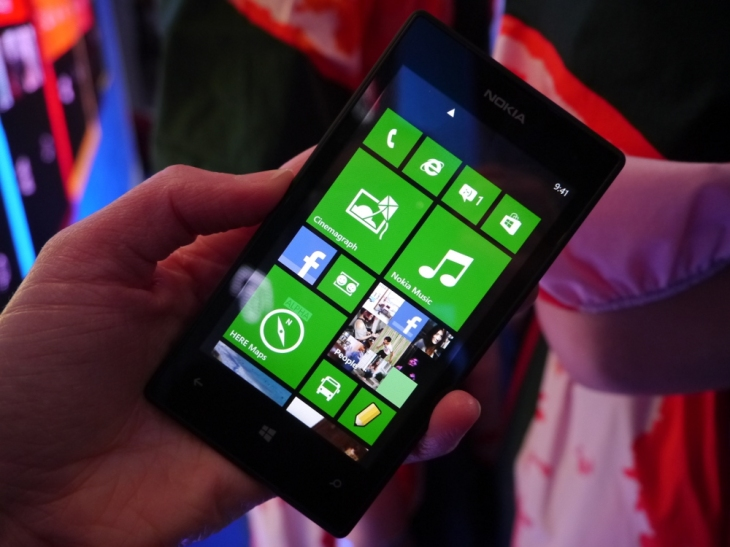 WSJ: An Android-Powered Nokia Phone Clad In Windows Phone