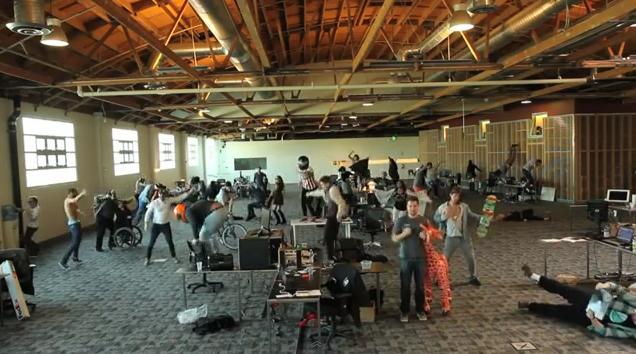Maker Studios Harlem Shake