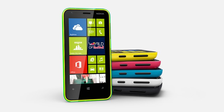nokia s cheapest windows phone 8 lumia the 620 gives the budget