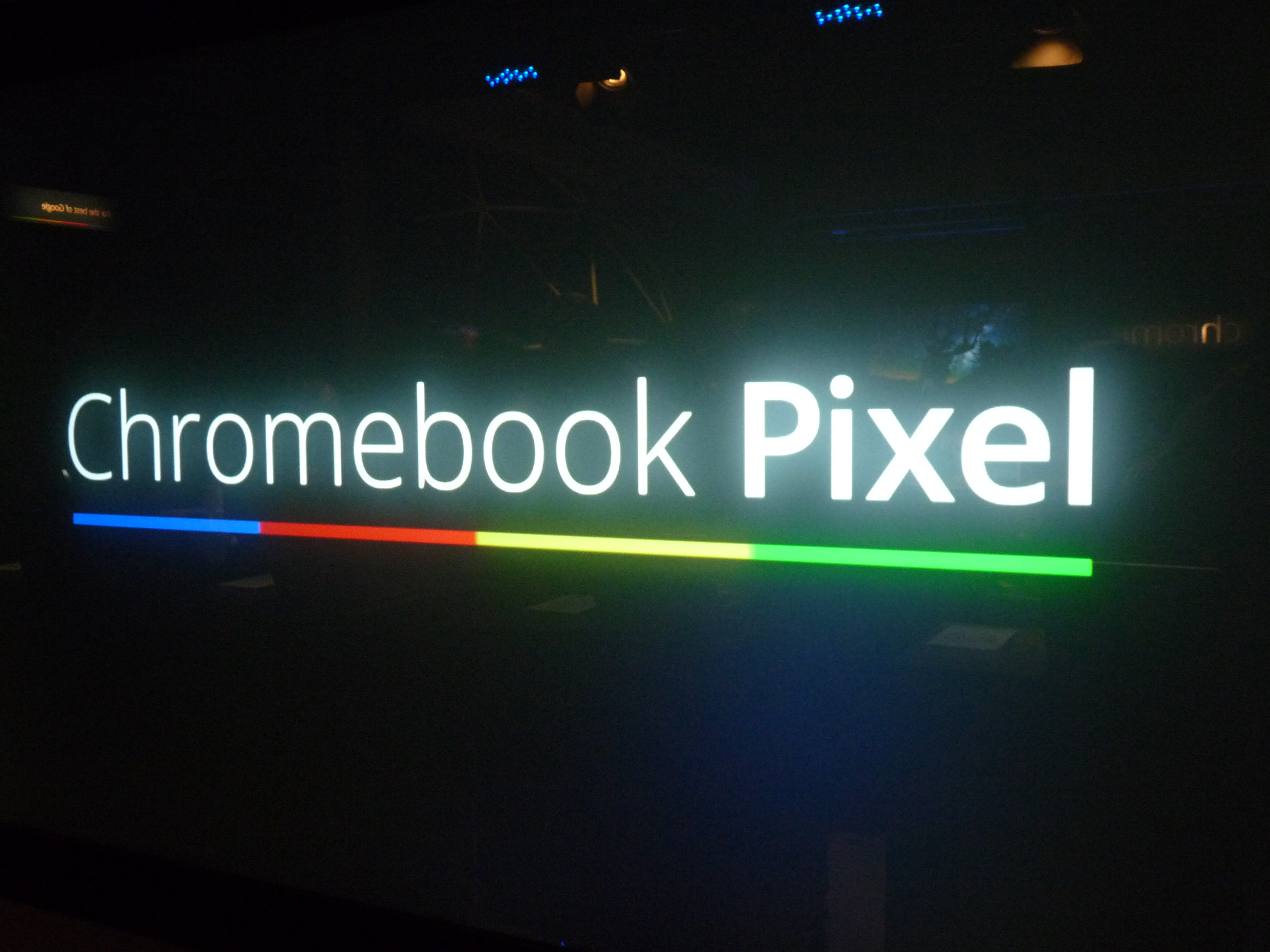 Google Launches $1,299 Chromebook Pixel With 2560×1700 3:2