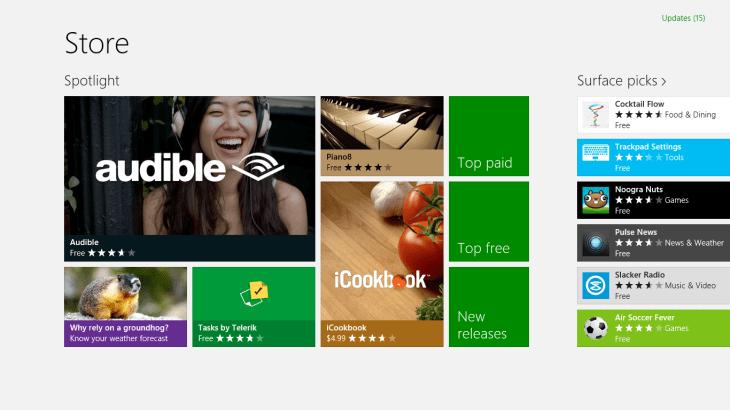 Microsoft, The Web Is No Longer Good Enough