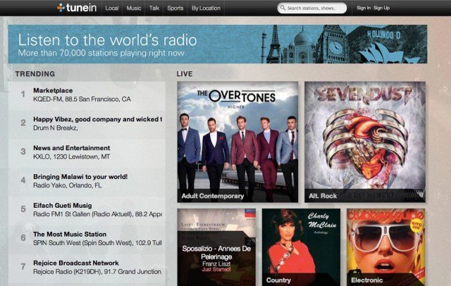 TuneIn_Homepage_New