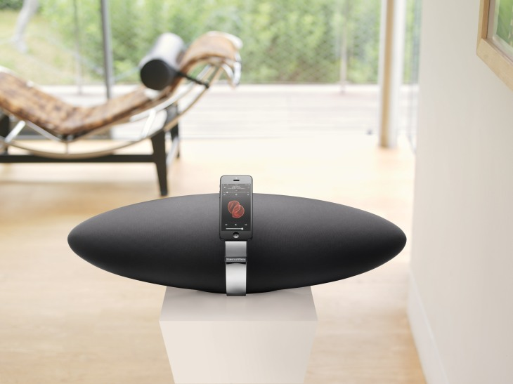 Bowers & Wilkins Intros The Zeppelin Air And Z2 Wireless
